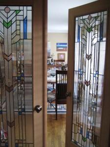 Cherie Fine Art Studio - Studio Entrance