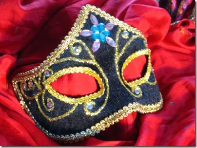 Divine Sport Theatre Mask - CherieShanti