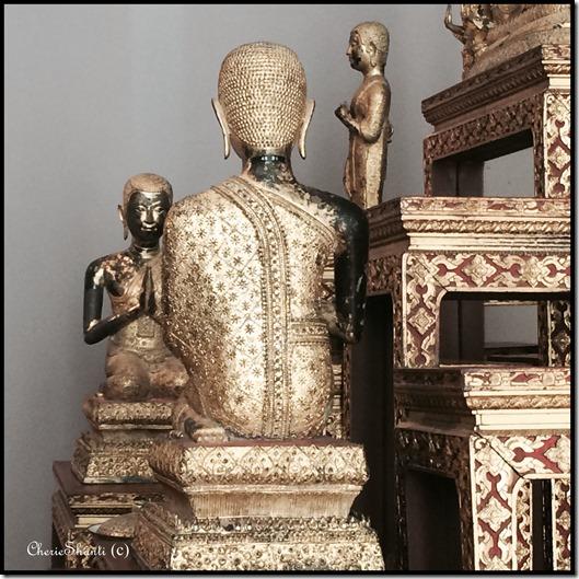 CherieShanti - Altar of Thankfulness