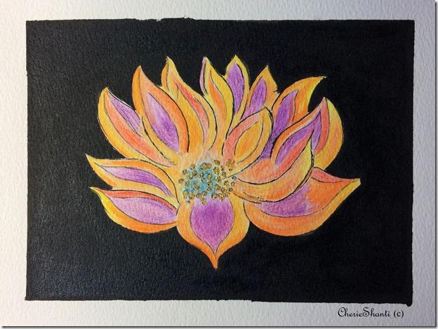 CherieShanti - Paper Lotus
