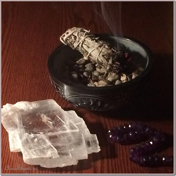 CherieShanti - Sacred Space