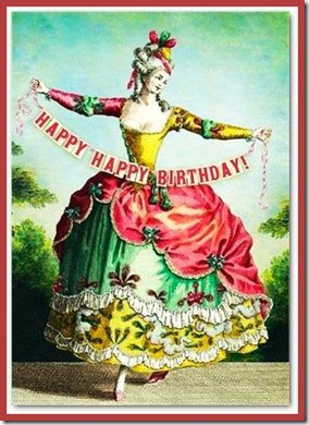 Happy Birthday Marie-Antoinette