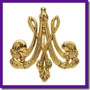 Marie Antoinette monogram