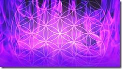 Violet Flame - artist not known, please inform