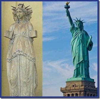 Goddess Hecate aka Liberty Liberty - InnerPathWisdom.com